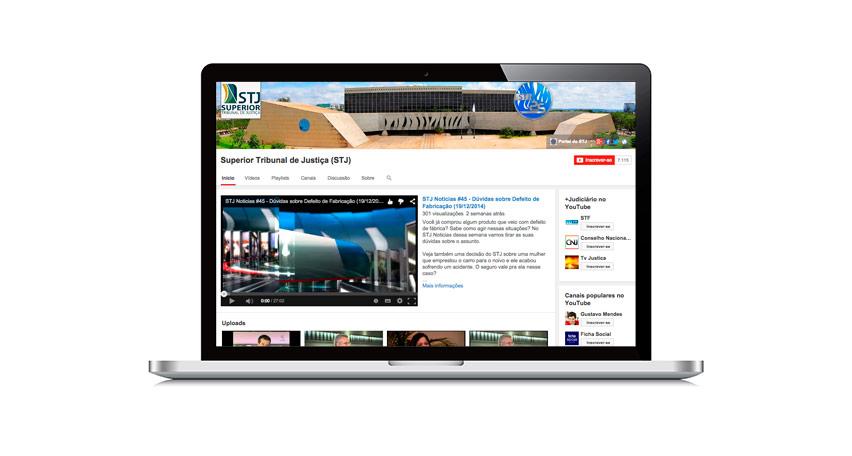 Canal de Vídeos STJ
