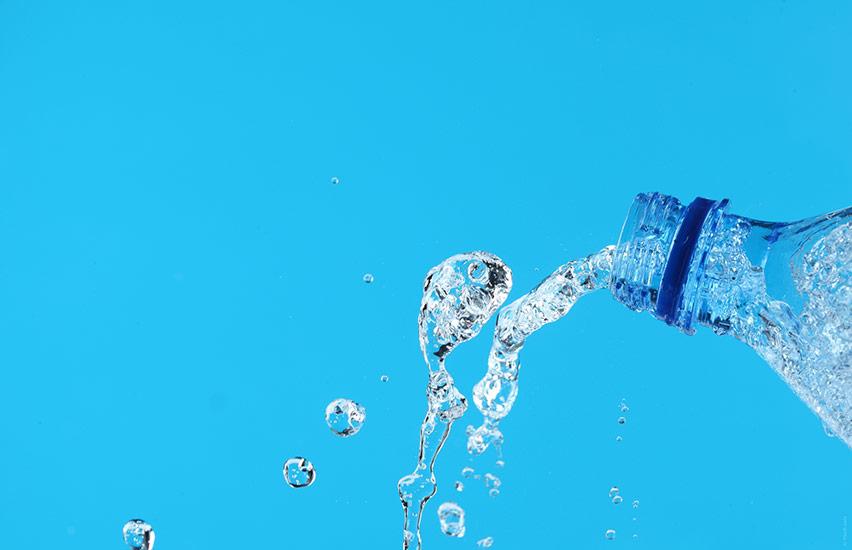 Garrafa de água para concurseiro