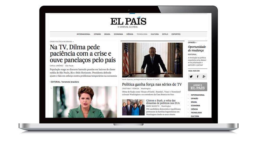 El País - Atualidades para Concurso