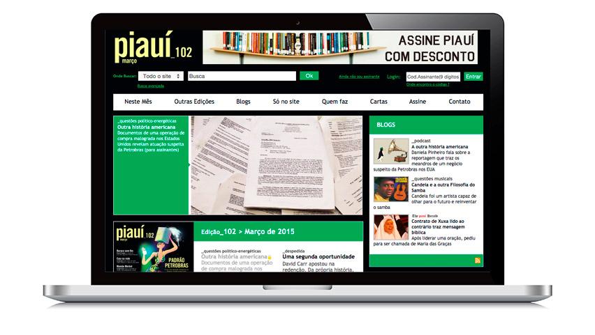 Revista Piauí - Atualidades para Concurso