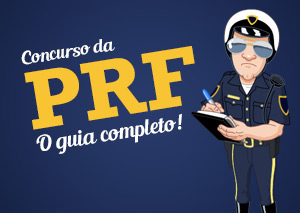 O Guia Completo (com materiais) para passar no Concurso da PRF!
