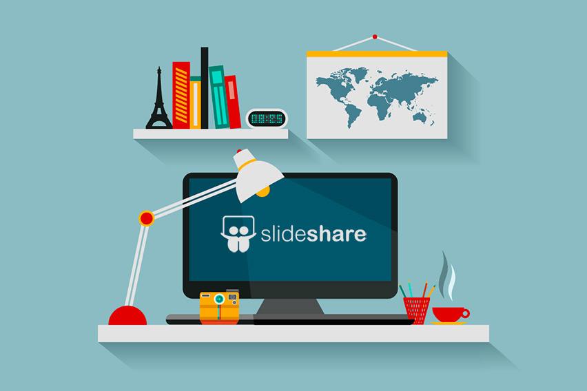 Estudando para Concurso com Slideshare