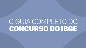 Guia do Concurso IBGE