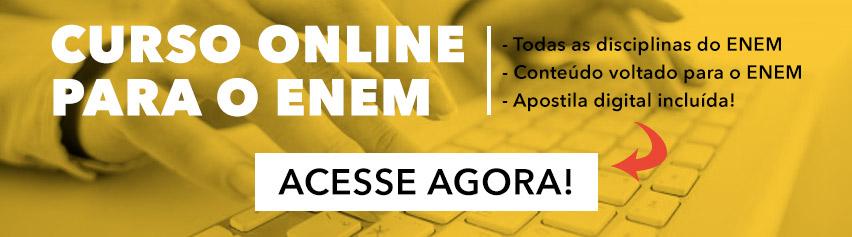 Curso online para o ENEM
