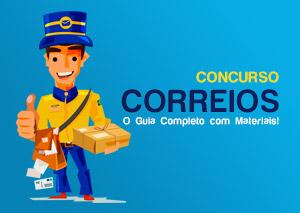 Concurso Correios – o Guia Completo com materiais!
