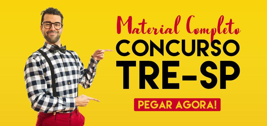 Materiais Concurso TRE-SP
