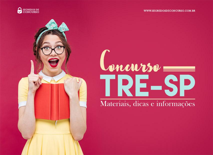 Concurso TRE-SP
