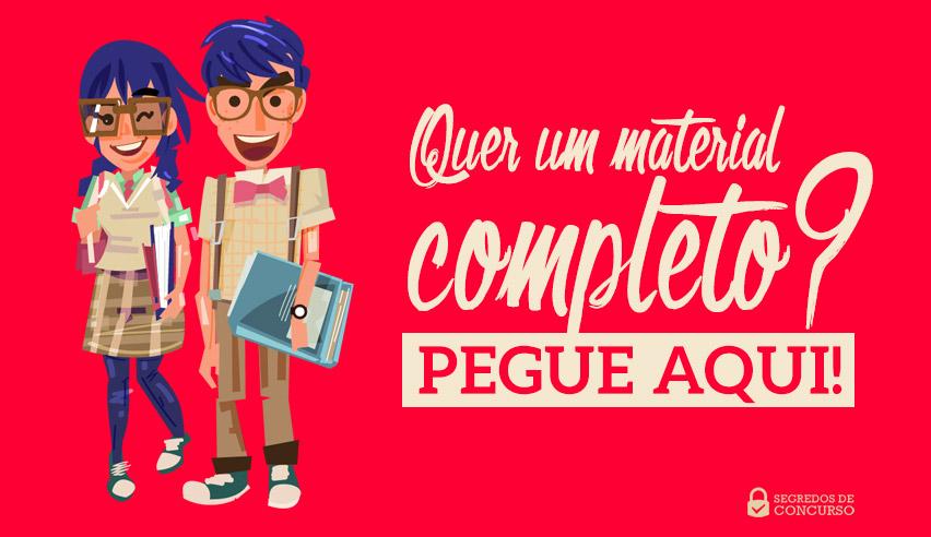 Material completo de Português para Concurso