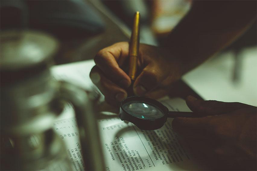 Avaliação do plano de estudo