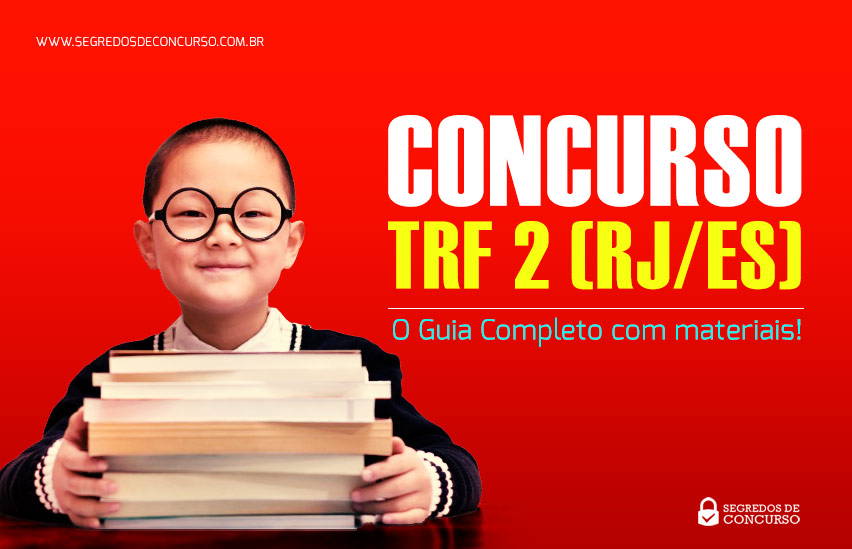 Concurso TRF 2 (RJ/ES)