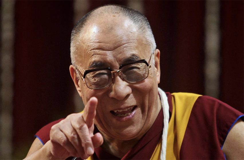 Conselhos do Dalai Lama sobre ansiedade