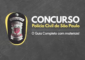 Concurso Polícia Civil de São Paulo (PCESP) – o Guia Completo!