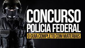 Concurso PF