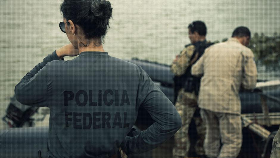 Concurso Agente PF