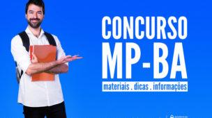 Concurso MP-BA