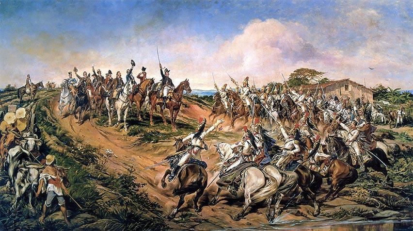 Apostila De História para Concurso - Independência do Brasil