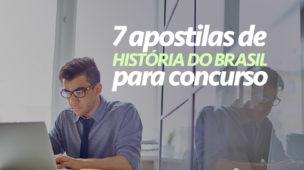 História do Brasil para Concurso