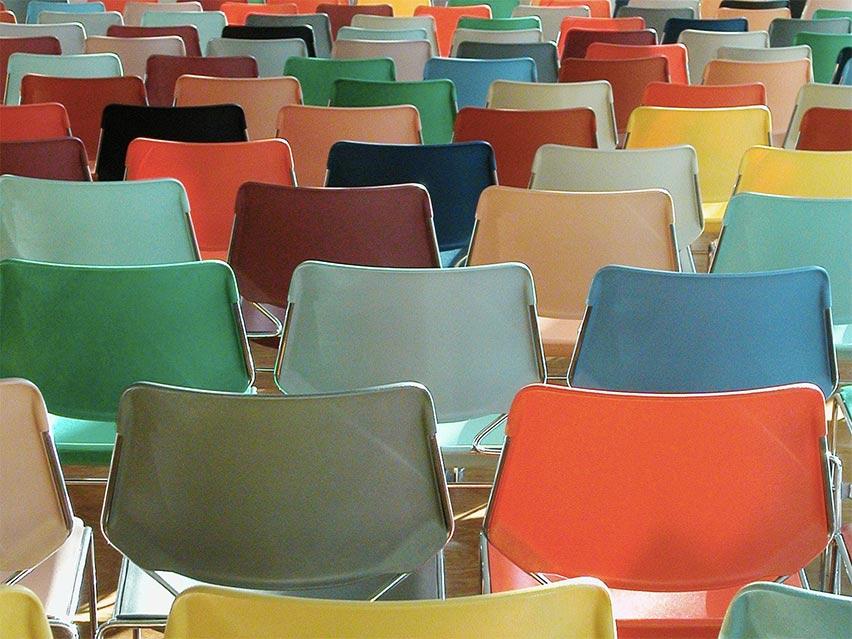 Cadeiras adaptadas