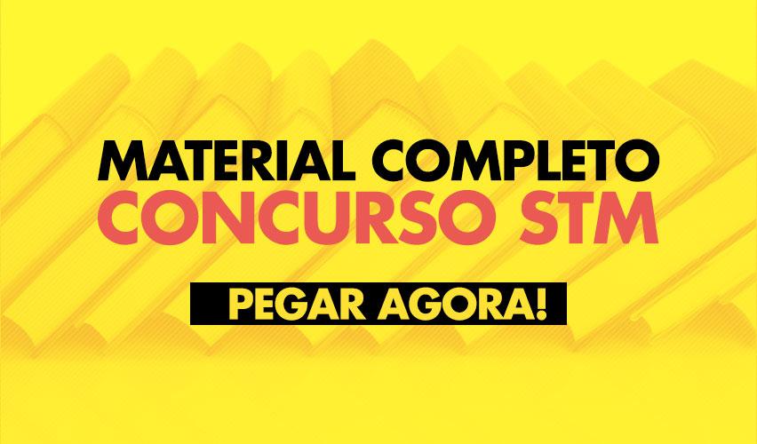 Apostila Concurso STM
