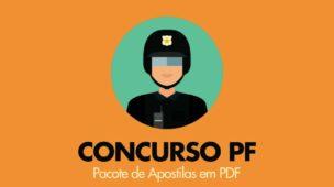 Apostilas Concurso PF