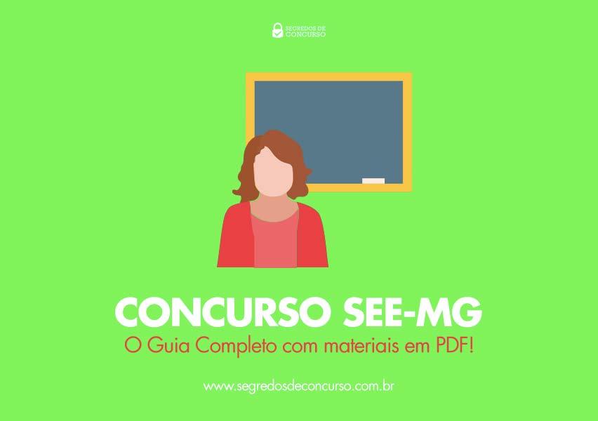 Concurso SEE-MG
