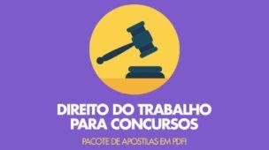 Direito do Trabalho para Concursos