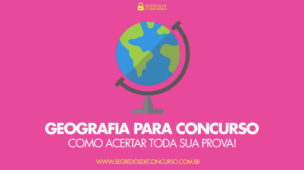 Geografia para Concurso