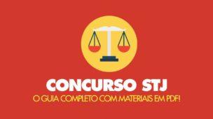 Concurso STJ