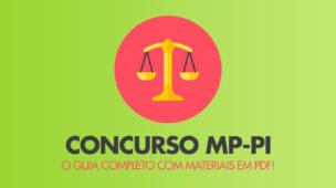 Concurso MP-PI