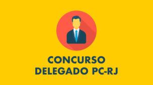 Concurso Delegado PC-RJ